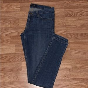 Vintage low rise jeans from Levi's!